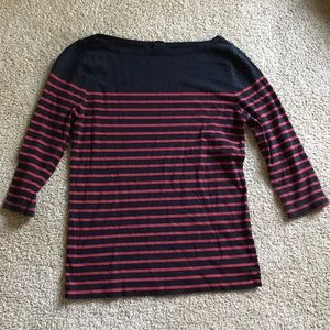 Forever 21 striped shirt